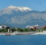 Кемер пляж ТУРЕЧЧИНА Тури на Близький Схід Авіа тури в Туреччину Клуб Мандрівників