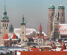 Мюнхен ЧЕХІЯ Новорічні тури в Європу Автобусні тури в Австрію Клуб Мандрівників