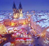 Прага ЧЕХІЯ Новорічні тури в Європу Автобусні тури в Австрію Клуб Мандрівників