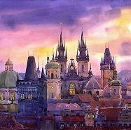 Прага ЧЕХІЯ Екскурсійні туры в Европу Автобусні тури в Чехію Клуб Мандрівників