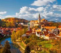 Прага осінь ЧЕХІЯ Тури в Європу Автобусні тури в Чехію Клуб Мандрівників