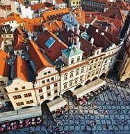 Прага люди ЧЕХІЯ Тури в Європу Автобусні тури в Чехію Клуб Мандрівників