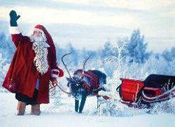 Санта Хельсінки ФІНЛЯНДІЯ Тури в Європу Автобусні тури в Прибалтику Латвію Литву Естонію Клуб Мандрівників