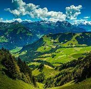 Пейзаж ШВЕЙЦАРІЯ Тури в Європу Автобусні тури у Швейцарію Клуб Мандрівників