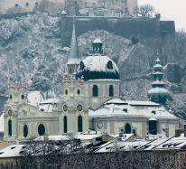 Зальцбург АВСТРИЯ Новогодние туры в Европу Автобусные туры в Австрию Клуб Мандривныкив