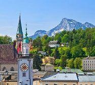Зальцбург НІМЕЧЧИНА Тури в Європу Автобусні тури в Німеччину Клуб Мандрівників