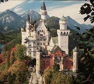 Замок Нойшвайнштайн НІМЕЧЧИНА Тури в Європу Автобусні тури в Німеччину Клуб Мандрівників