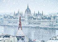 Парламент УГОРЩИНА Новорічні тури в Європу Автобусні тури в Австрію Клуб Мандрівників