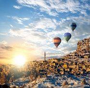 Каппадокія ТУРЕЧЧИНА Тури на Близький Схід Авіа тури в Туреччину Клуб Мандрівників
