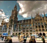 Площа Мюнхен НІМЕЧЧИНА Тури в Європу Автобусні тури в Німеччину Клуб Мандрівників