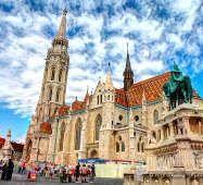 Споруда Будапешт УГОРЩИНА Тури в Європу Автобусні тури в Угорщину Клуб Мандрівників