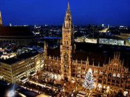 Мюнхен НІМЕЧЧИНА Новорічні тури в Європу Автобусні тури в Австрію Клуб Мандрівників