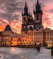 Прага ЧЕХІЯ Тури в Європу Автобусні тури в Чехію Клуб Мандрівників