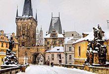 Сходинки ЧЕХІЯ Новорічні тури в Європу Автобусні тури в Австрію Клуб Мандрівників