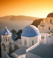Захід сонця ГРЕЦІЯ Тури в Європу Автобусні тури в Грецію Клуб Мандрівників