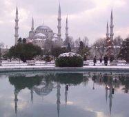 Ай-я Софія Стамбул ТУРЕЧЧИНА Тури на Близький Схід Автобусні тури в Туреччину Клуб Мандрівників