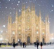 Снегопад ИТАЛИЯ Новогодние туры в Европу Автобусные туры в Италию Клуб Мандривныкив