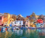 Бухта Неаполь ІТАЛІЯ Тури в Європу Автобусні тури в Італію Клуб Мандрівників