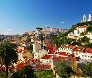 гора Лісабон ПОРТУГАЛІЯ Тури в Європу Автобусні тури в Португалію Клуб Мандрівників