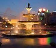 фонтан Бухарест РУМУНІЯ Тури в Європу Автобусні тури в Румунію Клуб Мандрівників