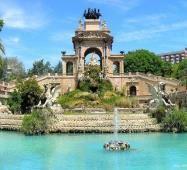 фонтан Барселона ІСПАНІЯ Тури в Європу Автобусні тури в Іспанію Клуб Мандрівників