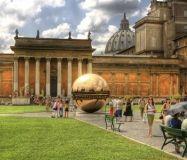 Куля Ватикан ІТАЛІЯ Тури в Європу Автобусні тури в Італію Клуб Мандрівників