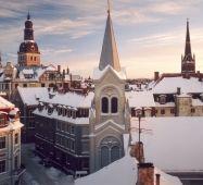 Вежі ЛАТВІЯ Тури в Європу Автобусні тури в Прибалтику Клуб Мандрівників