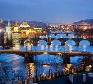 Ріка Влтава ЧЕХІЯ Тури в Європу Автобусні тури в Чехію Клуб Мандрівників
