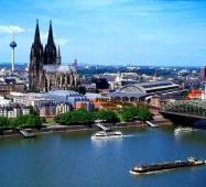 річка Кельн НІМЕЧЧИНА Тури в Європу Автобусні тури в Німеччину Клуб Мандрівників