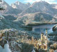 Озеро НІМЕЧЧИНА Новорічні тури в Європу Автобусні тури в Австрію Клуб Мандрівників