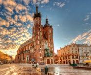 Хмаринки ПОЛЬЩА Тури в Європу Автобусні тури в Польщу Клуб Мандрівників