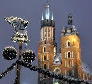 Краков ПОЛЬША Новогодние туры в Европу Автобусные туры в Польшу Клуб Мандривныкив