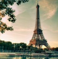 Вежа Париж ФРАНЦІЯ Тури в Європу Автобусні тури у Францію Клуб Мандрівників