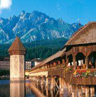 Фортеця ШВЕЙЦАРІЯ Тури в Європу Автобусні тури у Швейцарію Клуб Мандрівників