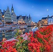 Ніч БЕЛЬГІЯ Тури в Європу Автобусні тури в Бельгію Клуб Мандрівників