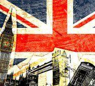 Прапор ВЕЛИКОБРИТАНІЯ Тури в Європу Автобусні тури у Великобританію Клуб Мандрівників