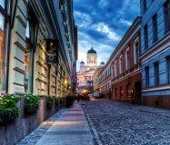 Ніч Хельсінки ФІНЛЯНДІЯ Тури в Європу Автобусні тури в Прибалтику Латвію Литву Естонію Клуб Мандрівників