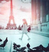 Дитина Париж ФРАНЦІЯ Тури в Європу Автобусні тури у Францію Клуб Мандрівників