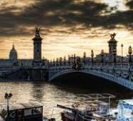 Сена Париж ФРАНЦІЯ Тури в Європу Автобусні тури у Францію Клуб Мандрівників