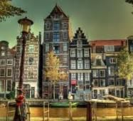 Ліхтар Амстердам НІДЕРЛАНДИ Тури в Європу Автобусні тури в Нідерланди Клуб Мандрівників