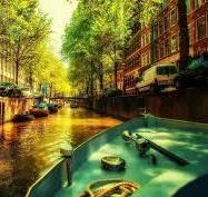 Зелень Амстердам НІДЕРЛАНДИ Тури в Європу Автобусні тури в Нідерланди Клуб Мандрівників