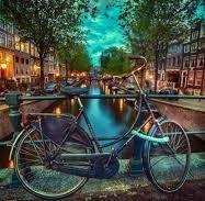 Велосипед Амстердам НІДЕРЛАНДИ Тури в Європу Автобусні тури в Нідерланди Клуб Мандрівників