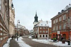Варшава ПОЛЬЩА НоворічніТури в Європу Автобусні тури в Польщу Клуб Мандрівників