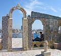 арка ХАММАМЕТ СУСС МАХДІЯ МОНАСТІР НАБЕЛЬ ТУНІС Tours in TUNISIA тури в ТУНІС HAMMAMET SOUSSE MAHDIA MONASTIR NABEUL Клуб Мандрівників