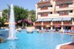 фонтан Бегонвіль Хотел (BEGONVILLE HOTEL) Мармарис (Marmaris) Туреччина Клуб Мандрівників