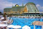 парасолька Дельфін Імперіал (DELPHIN IMPERIAL) Анталія (Antalya) Туреччина Клуб Мандрівників