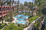 пальми Грін Парадайс Біч (GREEN PARADISW BEACH) Аланія (Alanya) Туреччина Клуб Мандрівників