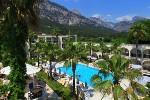 зелень Голден Сан Готель (Golden Sun Hotel ) Кемер (Kemer) Туреччина Клуб Мандрівників