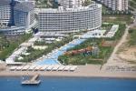 зонтики Кервансарай Кунду (KERVANSARAY KUNDU) Анталія (Antalya) Туреччина Клуб Мандрівників